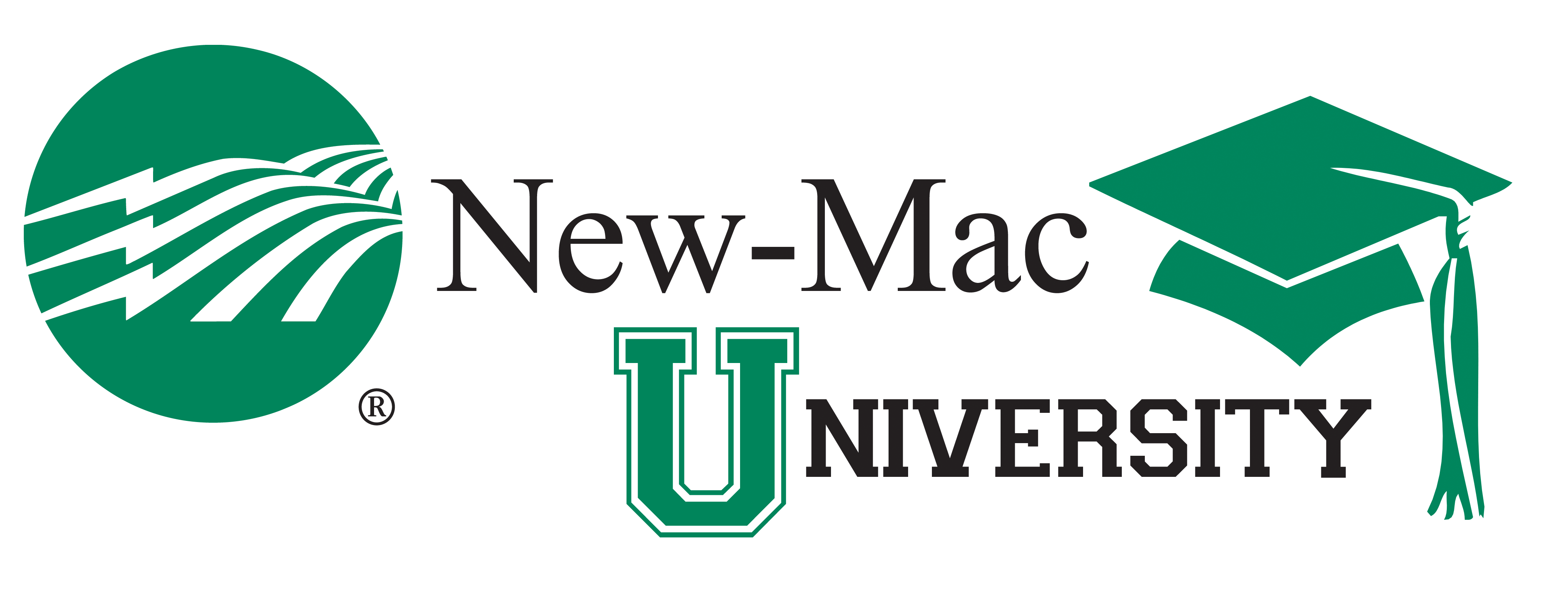 New-Mac University logo